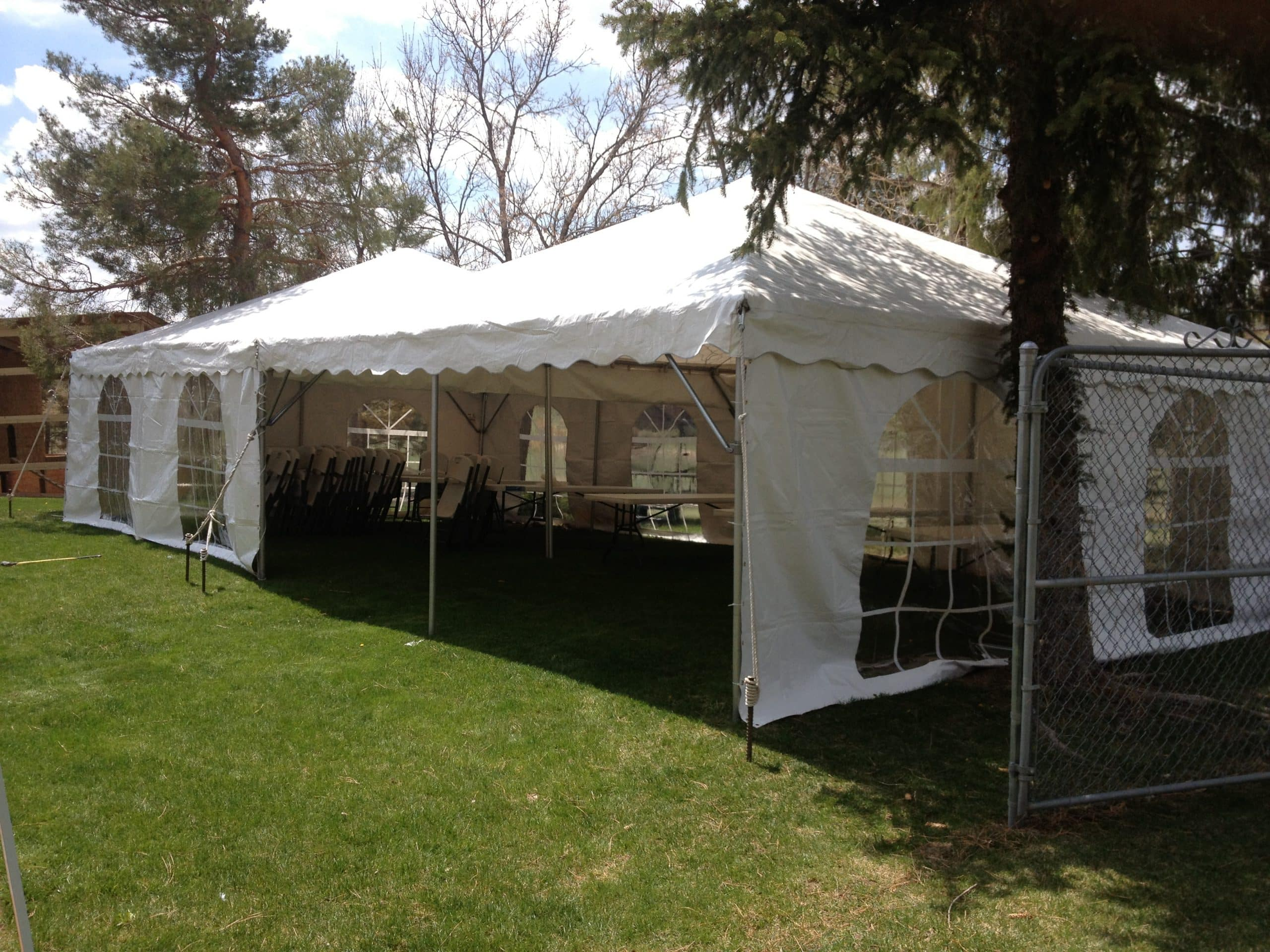 Frame Tent Canopy : Rent a  frame canopy for your next party at all