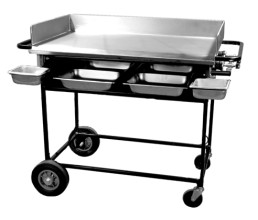 2x3 propane griddle