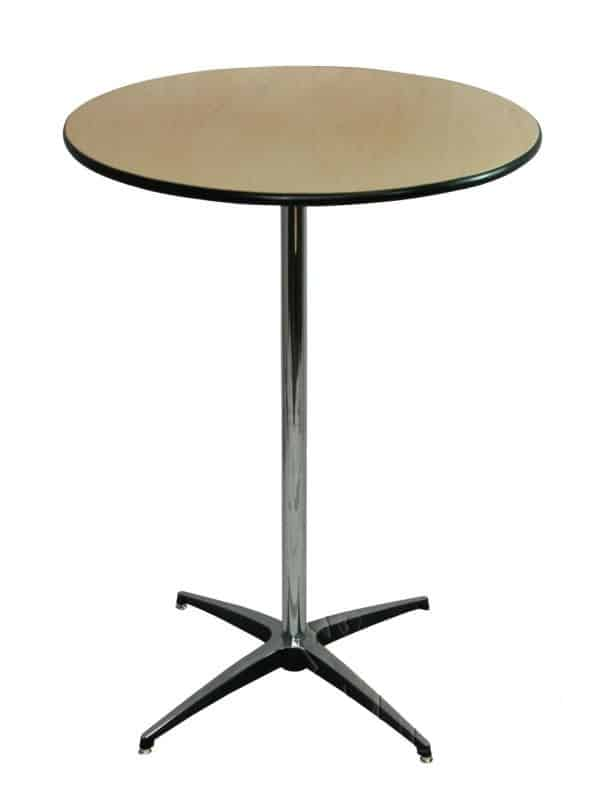Table, Bistro Standing Height