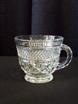 Cut Glass punch cup