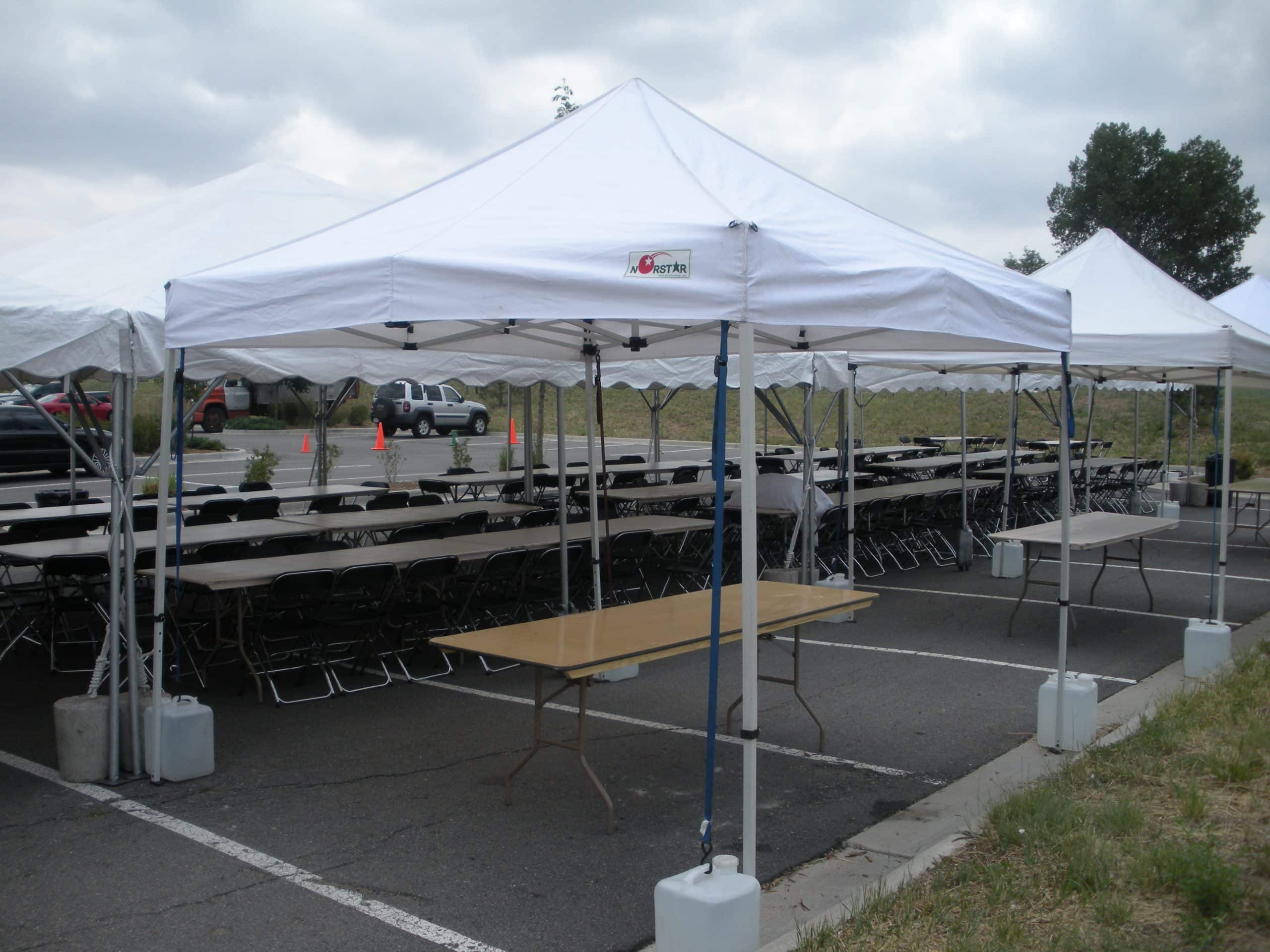 Rent A 10 X 10 Pop Up Canopy For Your Next Party At All