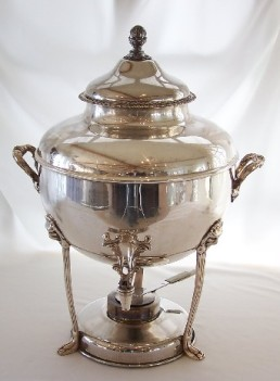 URN, 100 CUP SILVER
