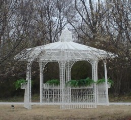 Wicker Gazebo