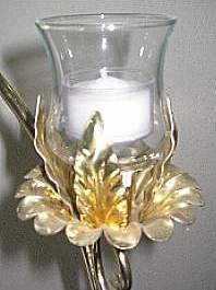 candleabra votive candle