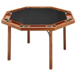 Attractive Poker Table, Octagon