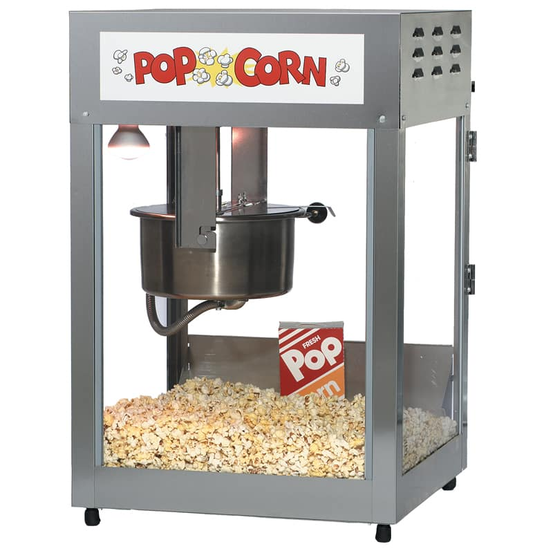 Table Top Popcorn Popper, Small