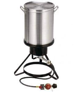 propane turkey fryer