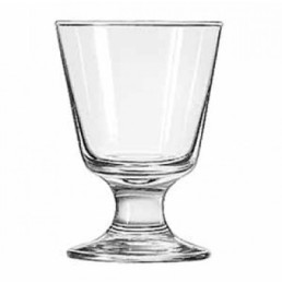 rocks glass 7 ounce stemmed