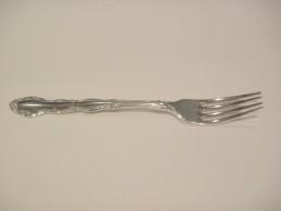 silver dinner fork