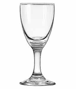 wine glass 3 ounce