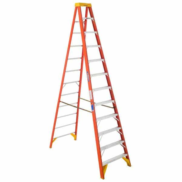 16 step ladder this step ladder will give you a safe standing height
