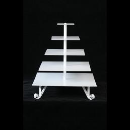 5 tier cupcake tray