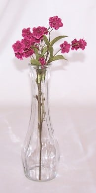 Bud Vase, Glass