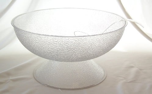 Rent A 5 Gallon Plastic Punch Bowl At All Seasons Rent All