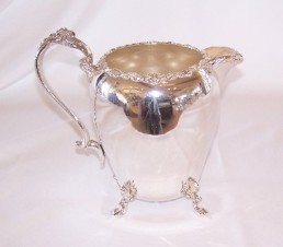 Pitcher, Silver