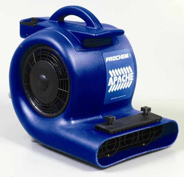 Rent a carpet blower to dry your carpet at all seasons for Floor drying fan rental