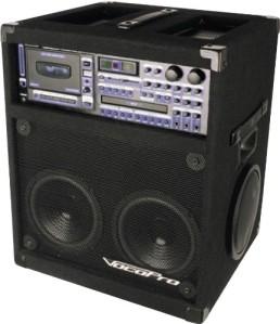 deluxe karaoke machine