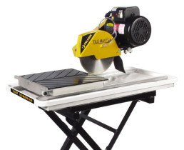 large tile saw