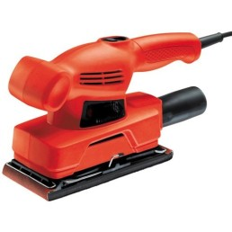 third sheet orbital sander