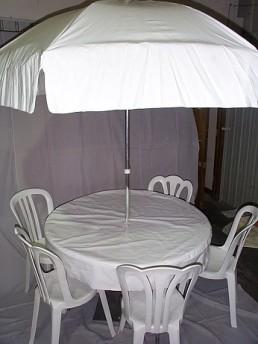 umbrella linen