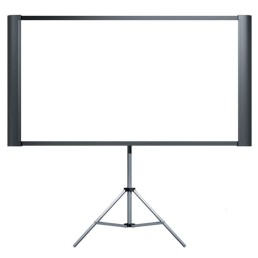 widescreen projection screen
