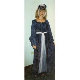 Medieval Lady Purple