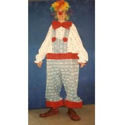 clown little boy