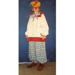 clown little girl