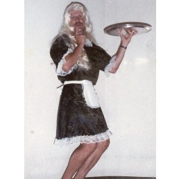 drag french maid