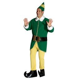 elf with yellow pants