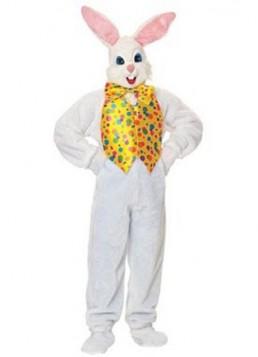 yellow vest bunny