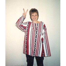 70's hippie shirt