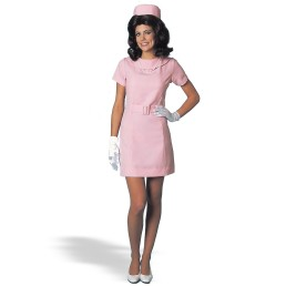 jackie kennedy dress pink