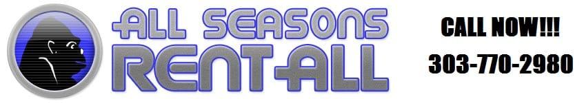 All Seasons Rent All