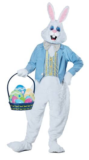 Easter Bunny blue jacket