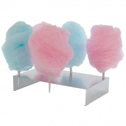 coton candy counter tray
