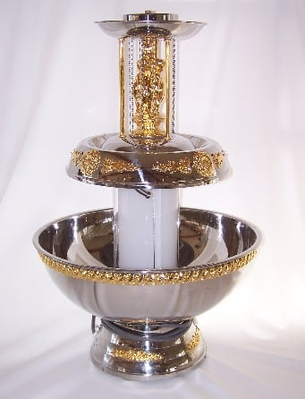 Rent A 3 Gallon Champagne Fountain For Your Party At All