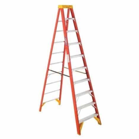 step ladder 10'