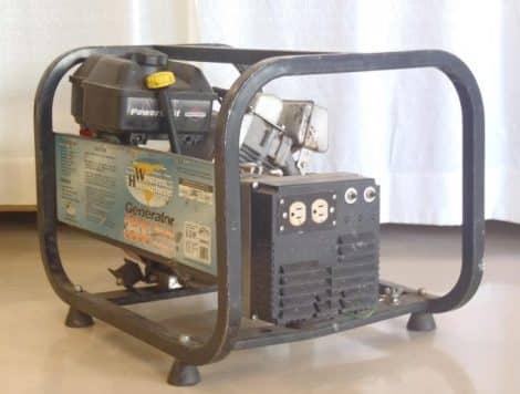 2600w generator