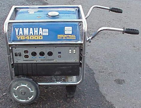 3300w generator