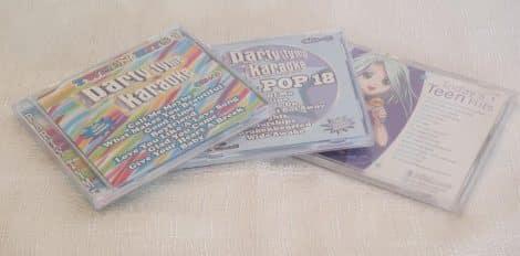 karaoke cd's