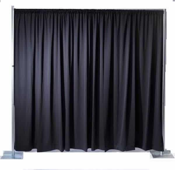 Rent pipe and drape for your next event at All Seasons ...