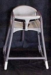 commercial high chair