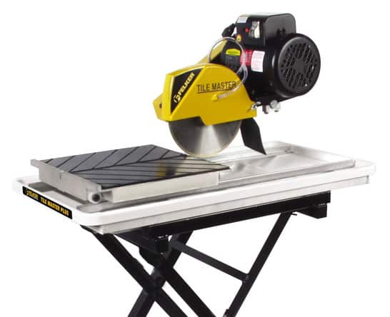 Rent A Tile Saw For Your Next Project At All Seasons Rent All