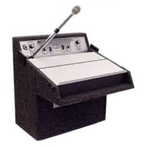 tabletop sound system