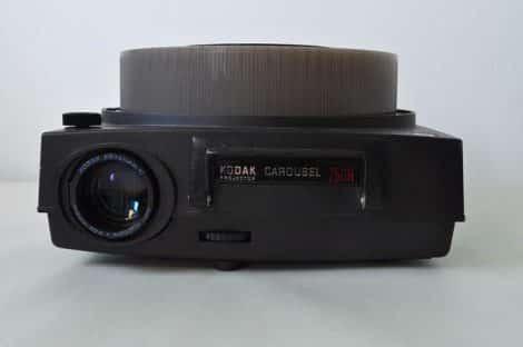 slide projector
