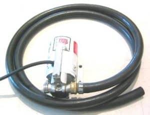 waterbed pump
