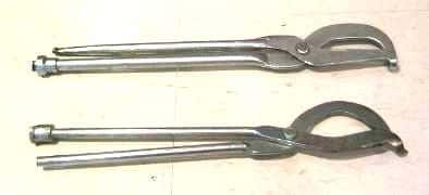 brake sping pliers