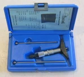 depth micrometer