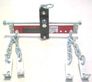 engine hoist load leveler